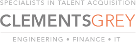 Clements Grey Logo
